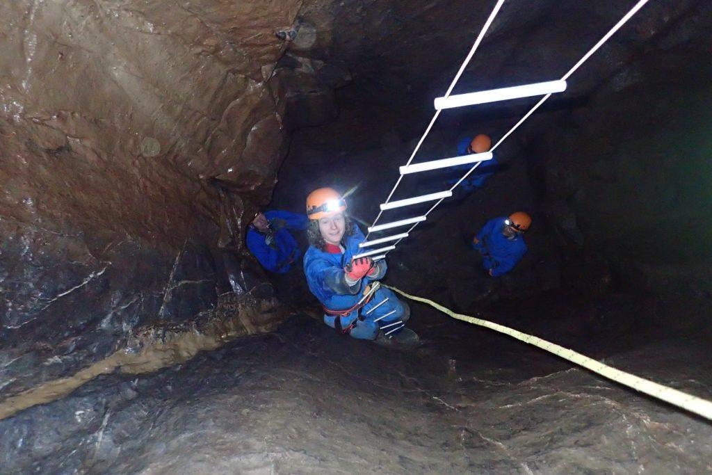 Vertical Adventure Caving